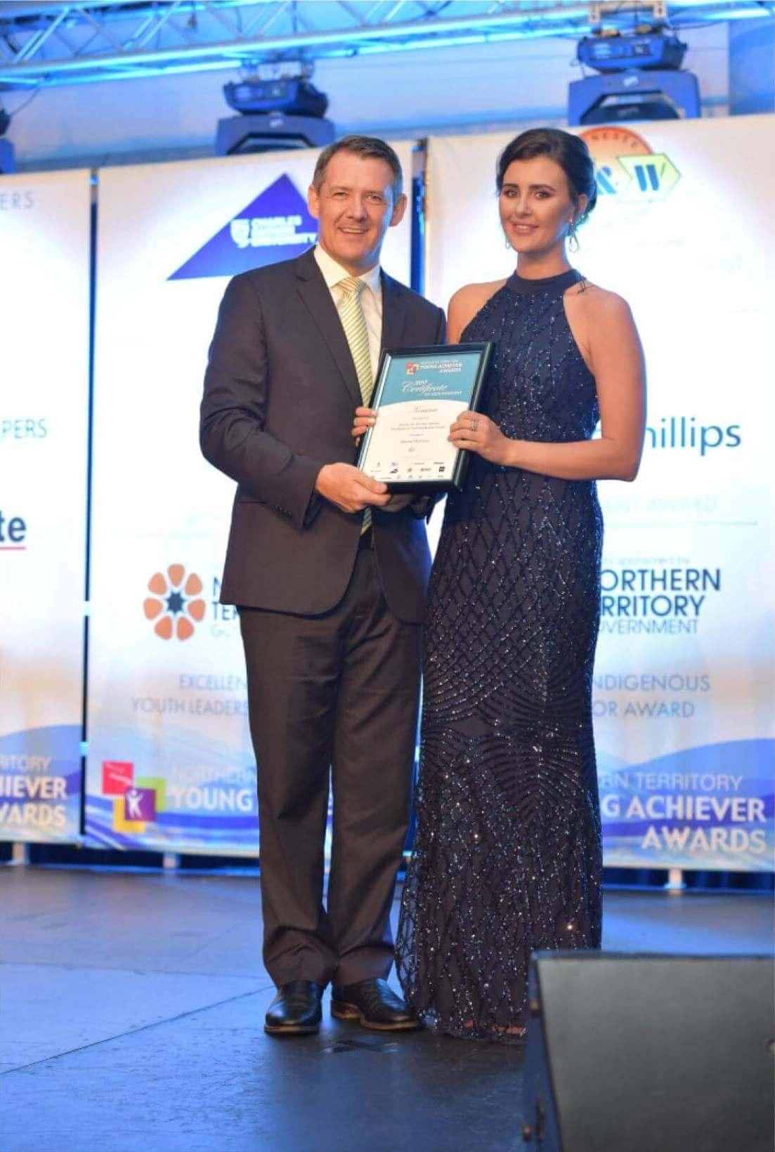 Jessica NT Award