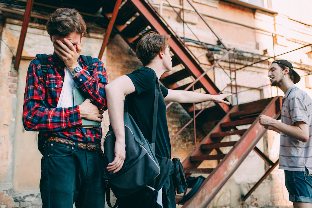 Bullyology – The Vital Role Of The Upstander In Bullying Prevention